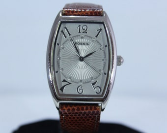 Mens Fossil Dress Quartz Watch