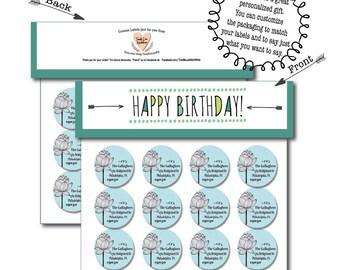 Birthday Packaging Upgrade | Unique Birthday Gift| Sister Birthday Gift| Custom Birthday Gift | Birthday Gift Ideas |