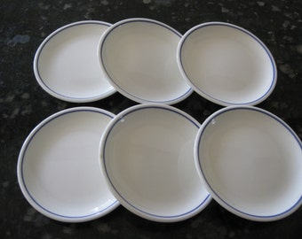50% Off Narumi Bone China Small Plates Ginger Soy Sauce Dishes Coasters (6)