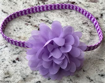Flower Elastic Headband **Free Shipping**