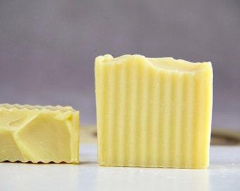 Natural Aloe Soap. Ylang Ylang Soap