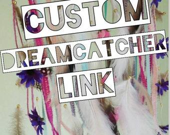 Custom Dreamcatcher by DreamMaze