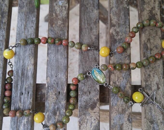 Earthy Rosary