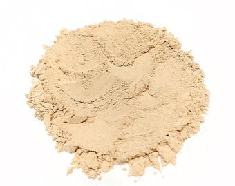 HONEY SUCKLE Soft Shimmer Mineral Foundation - Natural Mineral Makeup Vegan Gluten free