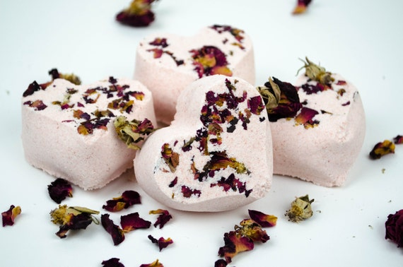 All Natural Sweet Citrusy Bath Bomb