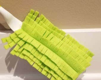 Reusable Swiffer Dusters Refills - Lime
