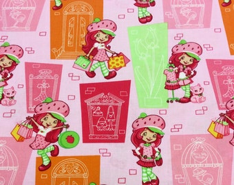 Strawberry Shortcake 23553 SPX Patchwork Quilting Fabric