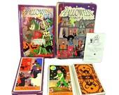Halloween Tarot Boxed Set US Games 1996