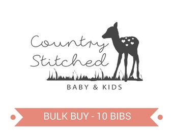 Pick Your Own 10 Bibs