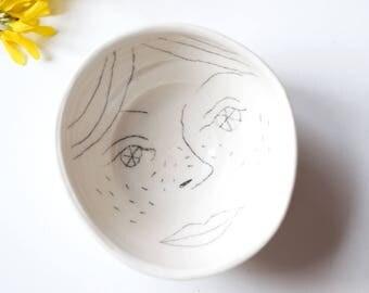 Freckle face Bowl