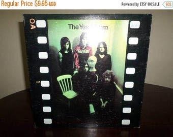 Save 30% Today Vintage 1971 Vinyl LP Record The Yes Album Atlantic Records Excellent Condition 7327