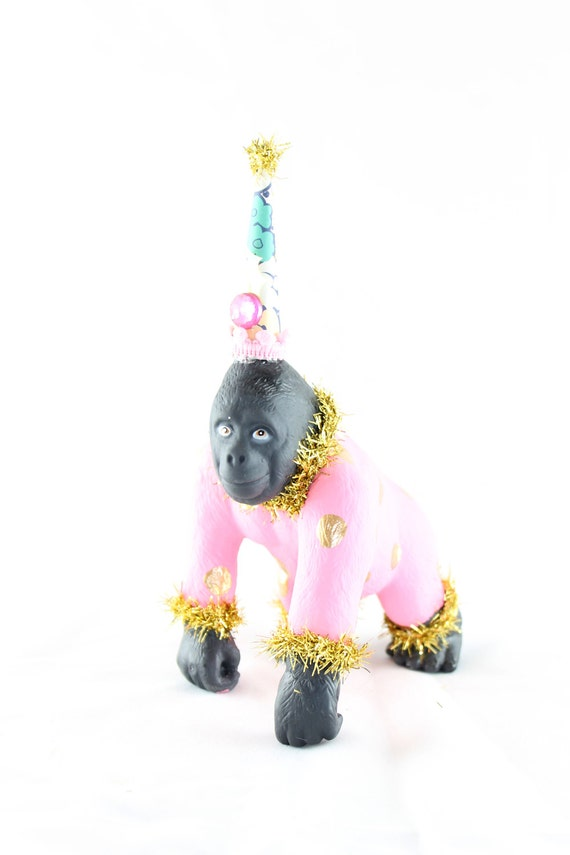 Gorilla Cake Decoration