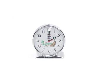 Round Clock Star. NEW.