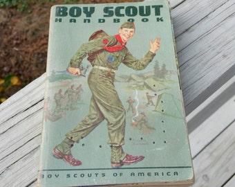 1961 Boy Scout Handbook
