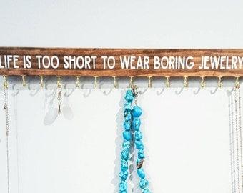 To wear boring