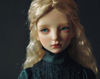 MaskcatDoll  *Margo* 1/3 Size BJD Doll *Head Only*