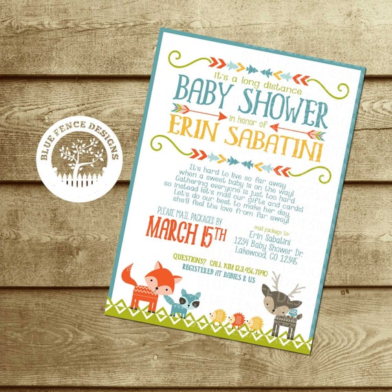 Create A Baby Shower Invitation for nice invitation layout