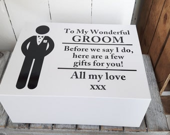 Groom Box,Wedding gift