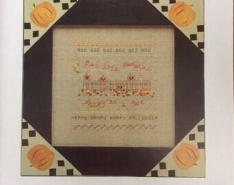 JBW Designs Five Little Pumpkins Sweet Nothings Book #59