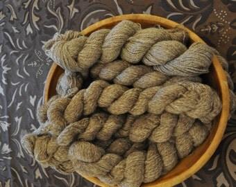 100% Suri Alpaca Yarn- Hayden Cria