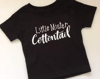 LITTLE MISTER Shirt ONLY/Baby and Toddler Tees or ONEsies
