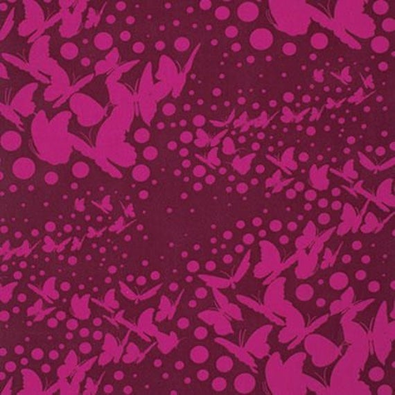 SWARM in Jam  MOONSHINE by Tula Pink Sold in 1/2 yd increments