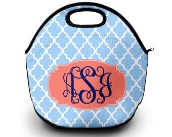Lunch Bag for Women | Design Your Own | Lunch Bag | Neoprene