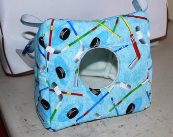HOCKEY Cube Hammocks for Ferrets, Rats, Sugar Gliders