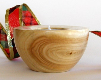POPLAR TEALIGHT CANDLE