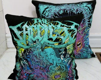 The Faceless Pillow DIY Death Metal Decor #2 (Cover Only; Insert Available)