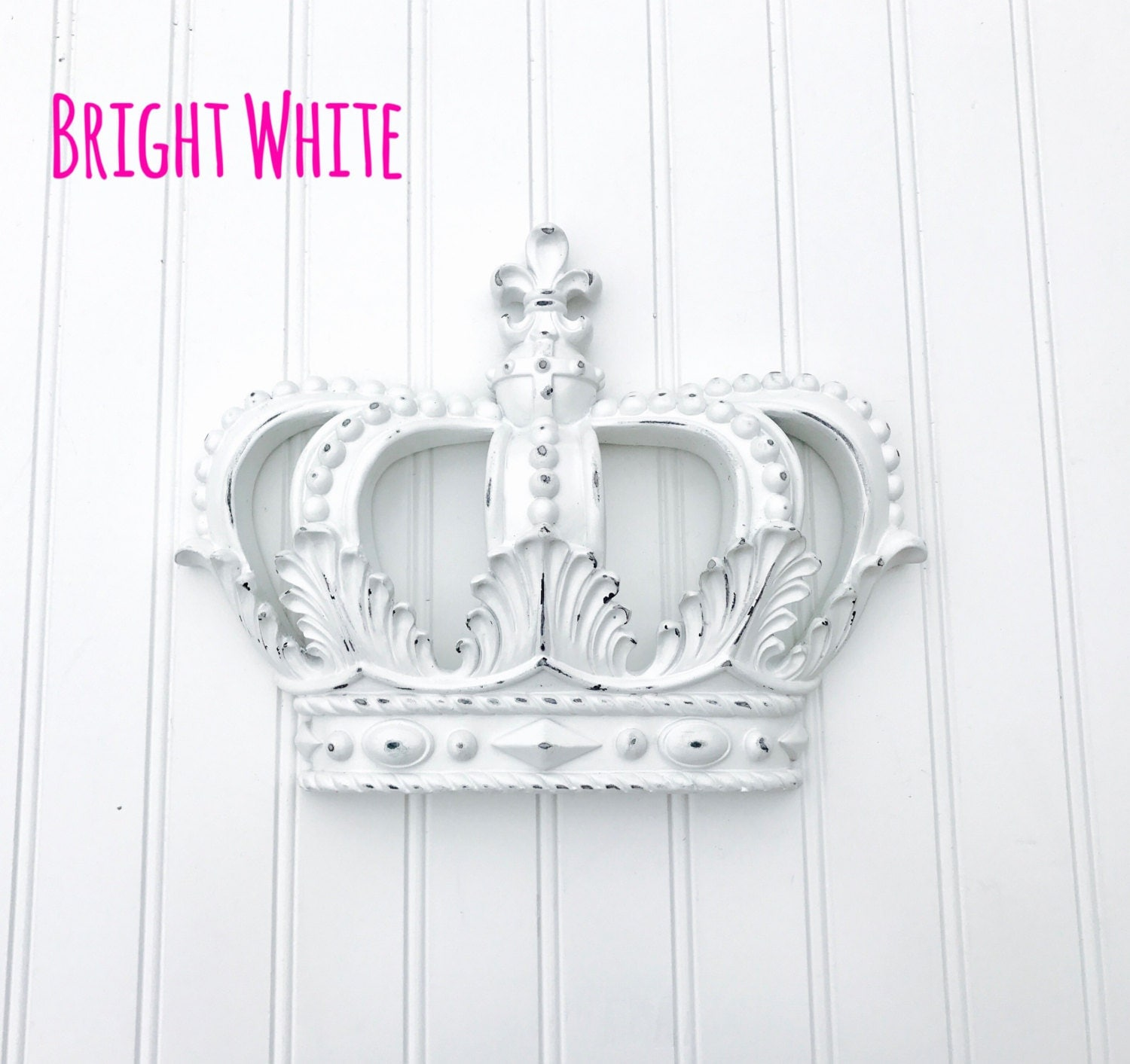Gold princess crown queen crown decor nursery decor for Queen bathroom decor