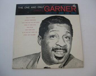 Priced Reduced! - Erroll Garner - The One and Only Erroll Garner - Circa 1960