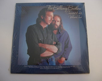 NEW! - Factory Sealed! - The Bellamy Brothers - Greatest Hits Volume 2 - Circa 1986