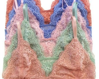 Clearance lace bralette