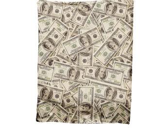 Cash Money Blanket