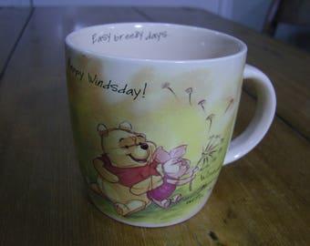 Disney Winnie the Pooh and Piglet Mug