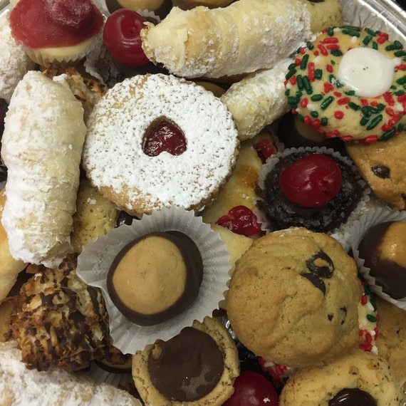 Assorted Cookies (Pick Up Listing)