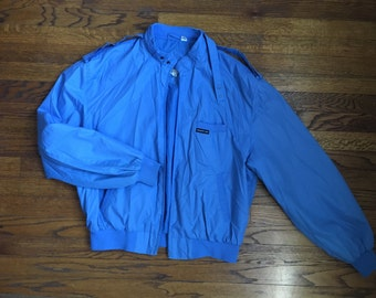 Blue Members Only Jacket