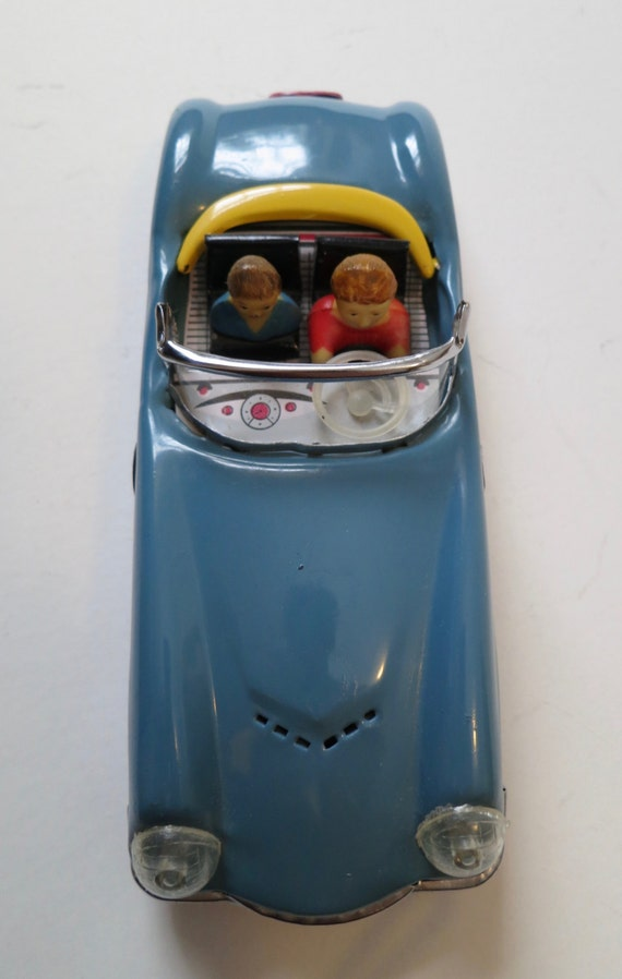 Vintage 1960s Chinese MF763 Car