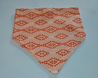 Trendy Stylish tribal bandana bib