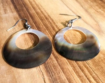 Abalone // Earrings