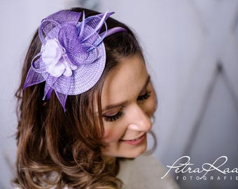 Headband Fascinator royal has bridal Hat bridal hair jewelry wedding wedding bridal has Z2