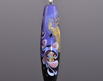 Handmade Glass Bead Pendant