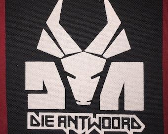Die Antwoord Cloth Punk Patch