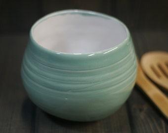 Decorative Bowl, Mixing Bowl, Soup Tureen, Handmade