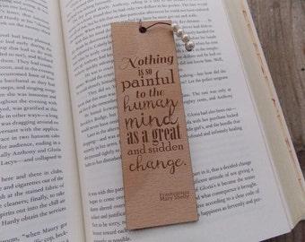 Frankenstein -- bookmark/reading/personalized