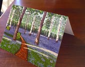 Greeting Card, Print of my Original Artwork, All occasion greeting card, Blank Card with Envelope, 4x5.5