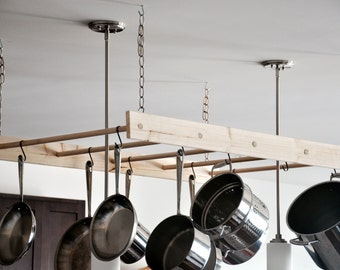Pot Rack by JaloDesigns.com