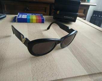 80s Rare hip hop golden era Valentino sunglasses made in italy