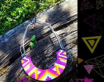 AZTEC / SUNSET necklace